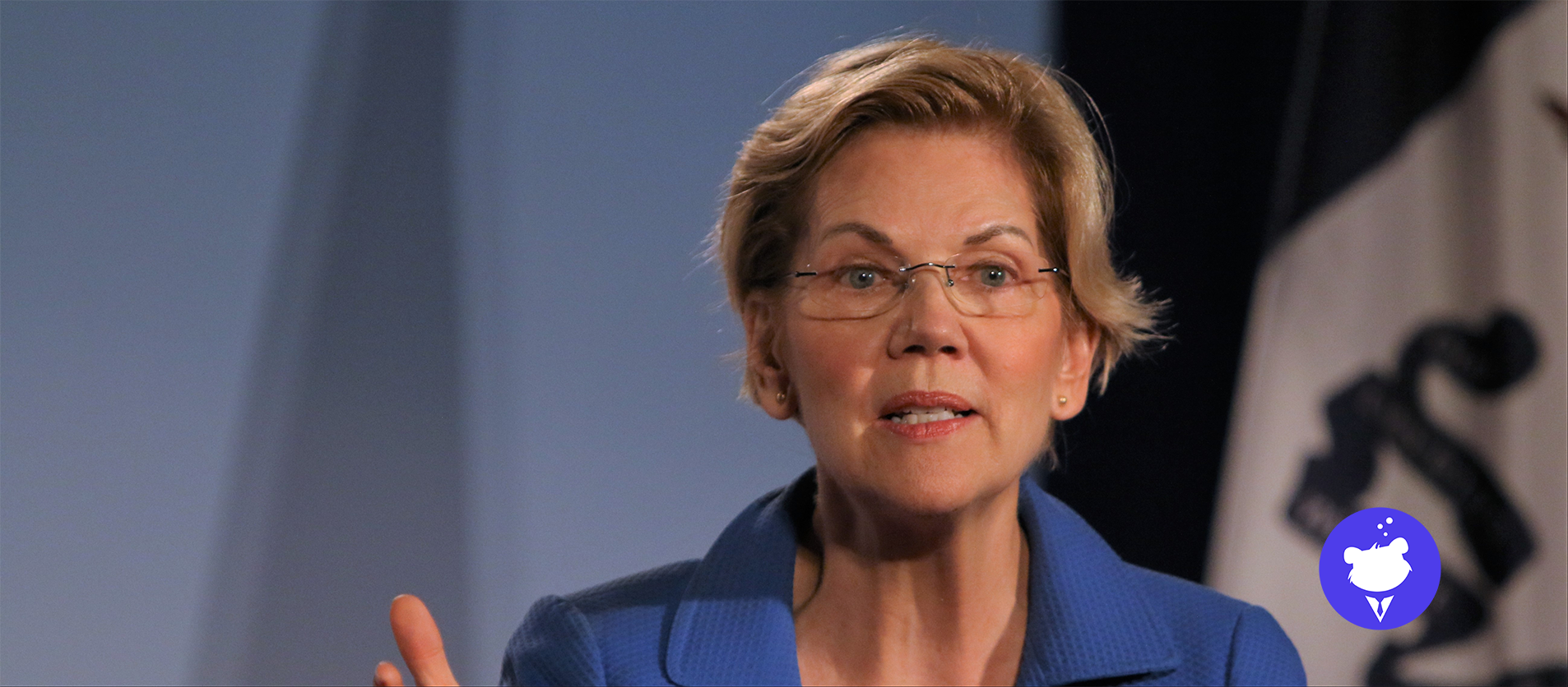 Only remaining black candidate Elizabeth Warren releases statement on Black History Month